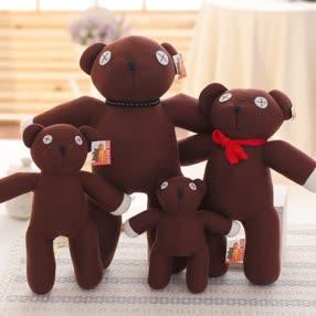 泰迪熊毛绒玩具小熊玩偶抱枕儿童娃娃布偶礼物