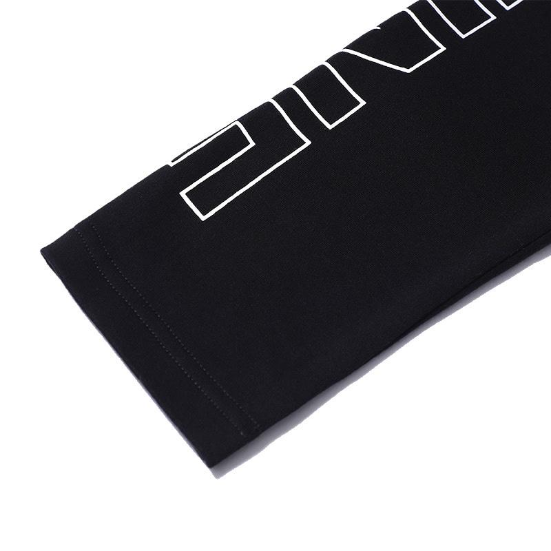 爱奇艺i71定制女款运动黑色打底裤