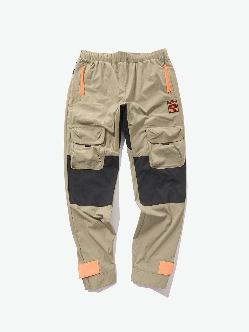 中国李宁 纽约时装周运动长裤
